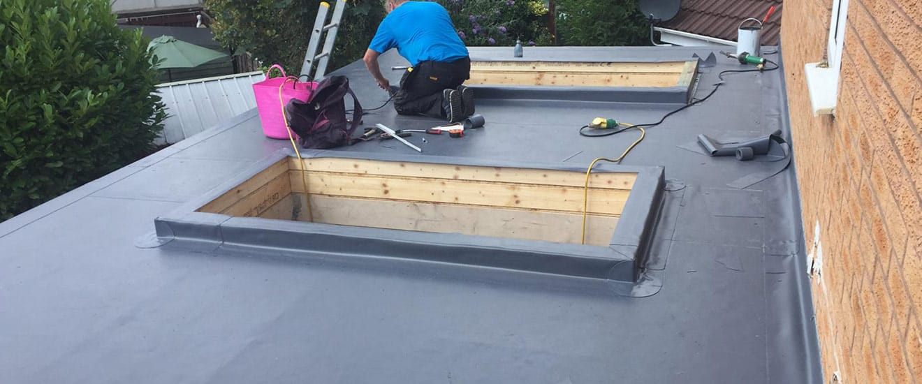 new flat roof in liverpool